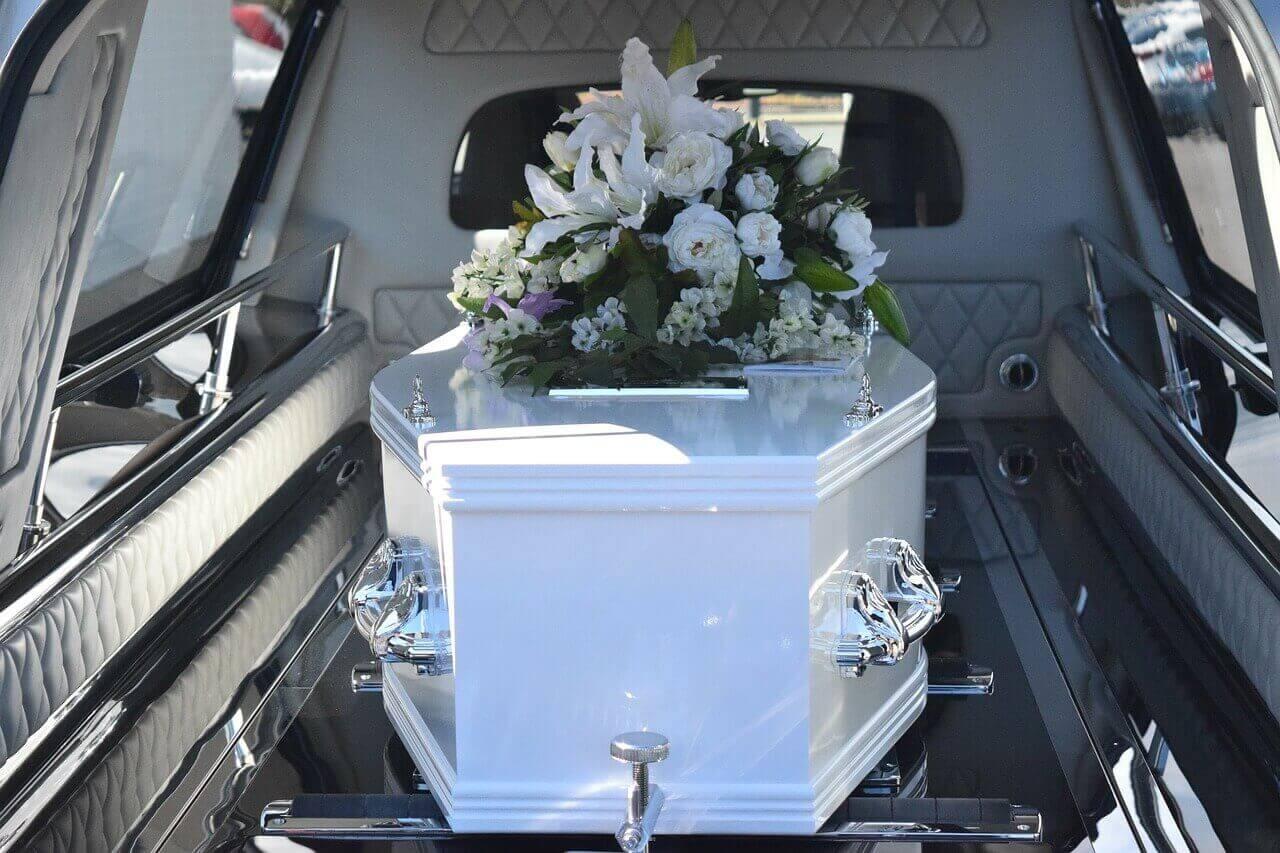 organizacja pogrzebu - dom pogrzebowy